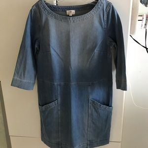 AG Adriano Goldschmied Denim dress
